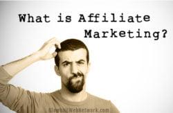 What is Affliate Marketing