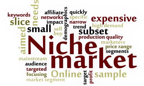 Picking a Niche Market - Glowball Web Network